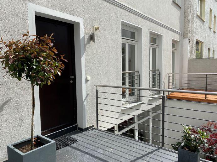 2 Zimmer Wohnung in Frankfurt (Nordend-Ost)