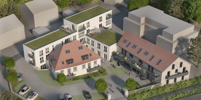 **RESERVIERT** Uni-Nähe - Kapitalanlage oder Eigennutzung. Neubauwohnung(en) in der Daxbaude in Würzburg
