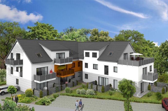 W7 - Neubau 2-Zimmer OG-Wohnung mit ca. 61,69 m² in Lippstadt Cappel (Whg 7)