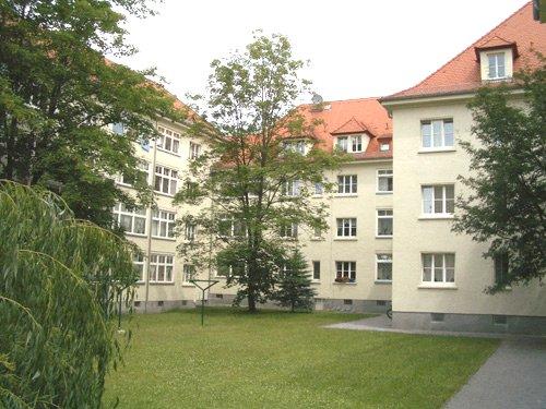 Gemütliche 2-Raumwohnung im ruhigen Teil der Neustadt mit Garten im Innenhof!