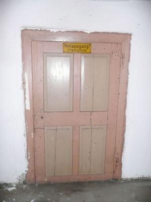 Türen mit Geschichte im Gasthof