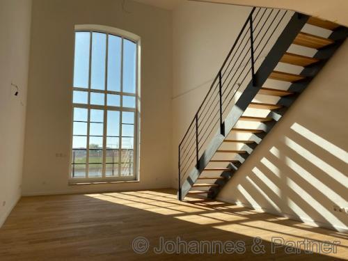 Hochwertige Galeriewohnung mit traumhaften Ausblick