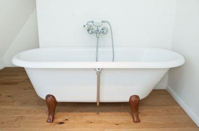 Klassische Badewanne