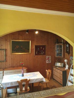 Esszimmer EG Blick aus Wohnzimmetr