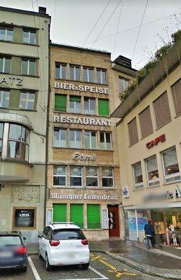 St. Gallen Gastronomie, Pacht, Gaststätten