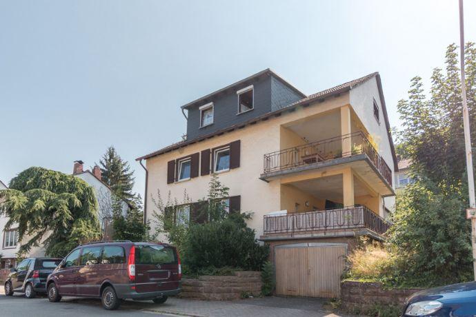 Gesuchte Wohnlage: Großzügiges 1- bis 2-FH in Annweiler am Trifels