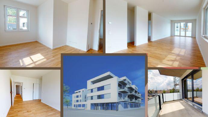Erstbezug, 110m2 Wohnung im Seecarré Zülpich
