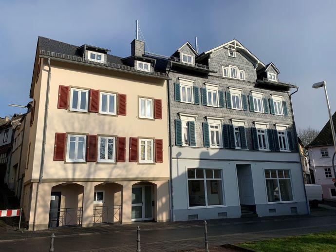 Hübsche 2 ZKB-Wohnung in Weilburg-Stadt