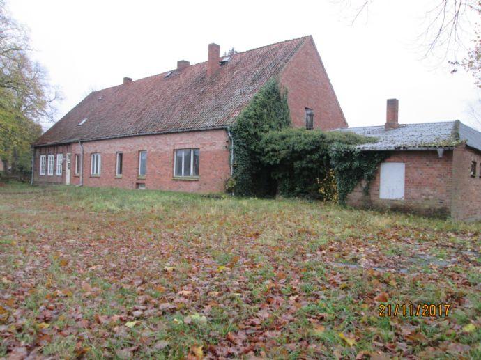Mehrfamilienhaus in Zeetze
