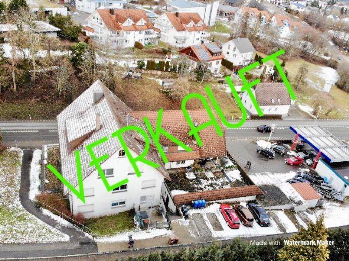 Kapitalanleger aufgepasst! 8 Wohnungen + 2 Gewerbeeinheiten * Rendite - Bärenstark! Oberndorf Lindenhof
