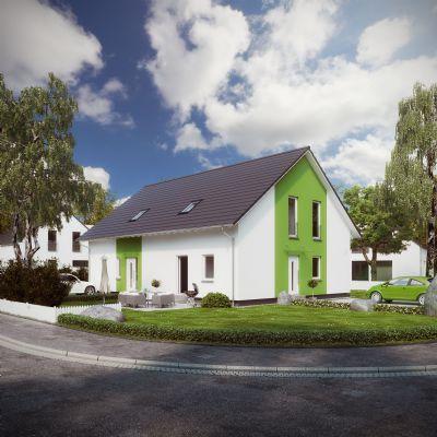 Energiesparhaus mit Einliegerwohnung für Eltern, Ferienwohnung oder Geschäft