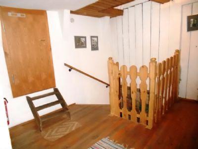 Zugang zu den ehemaligen Gesindekammern