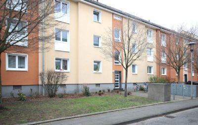 Helle Wohnung mit großer Wohnküche und Süd/West-Balkon