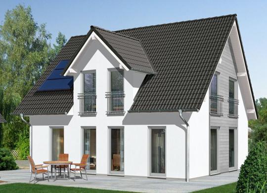 Erfüllen Sie sich Ihren Traum vom Eigenheim mit einem Massivhaus