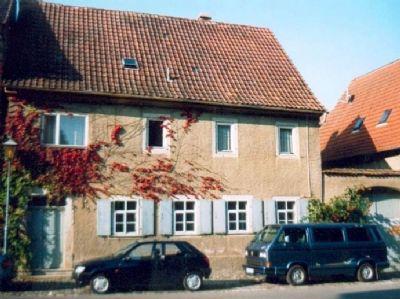 Historischer Bauerhof - im Herzen von Mainbernheim