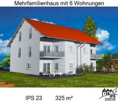 mehrfamilienhaus als renditeobjekt schl sselfertiges bauen mit ips einfamilienhaus lingen. Black Bedroom Furniture Sets. Home Design Ideas