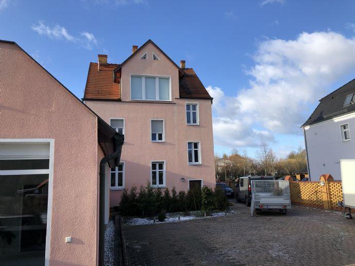 sanierter Mehrfamilienhaus Altbau im Zentrum von Birkenwerder