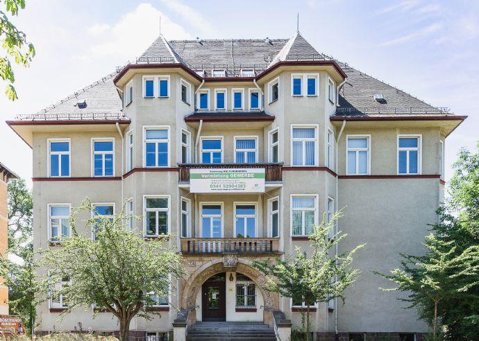 Vermietung von Wohnungen und Gewerbeeinheiten in Villa am Kaßberg