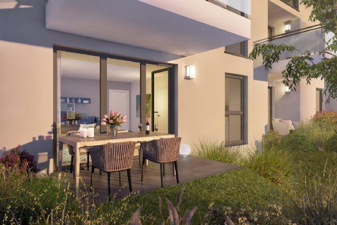 Wohnpark Sensenstein - Hochwertige 3-Zimmer-Eigentumswohnung in außergewöhnlich guter Lage
