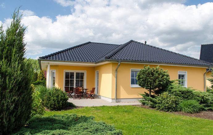 exclusiver Winkelbungalow in Tzschernitz