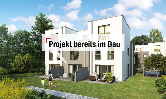 Beste Qualität mit Liebe zum Detail! Urbanes Reihenmittelhaus mit Terrasse und Privatgarten!
