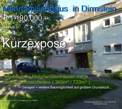 Dirmstein Häuser, Dirmstein Haus kaufen