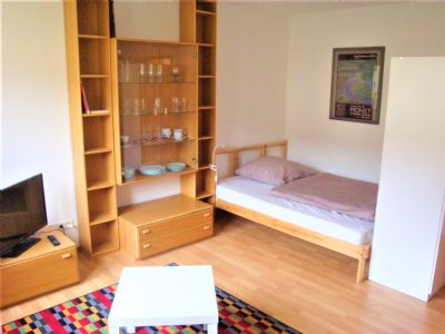 Helle, moderne 1-Raum-Wohnung - Bezugsfertig ab sofort