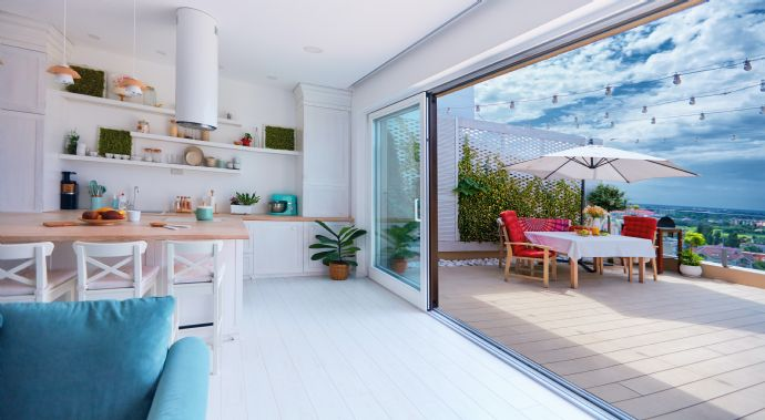 leonlife Penthouse in gefragter Lage