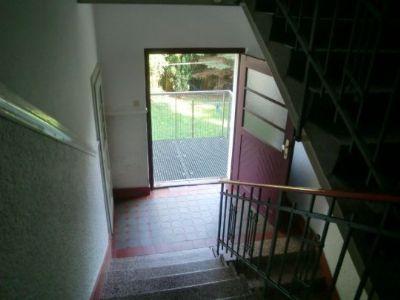 Ausgang-Hofseite