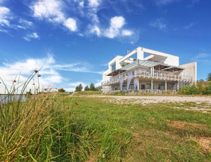 Seehaus Cospuden (Restaurant und Wohnung)