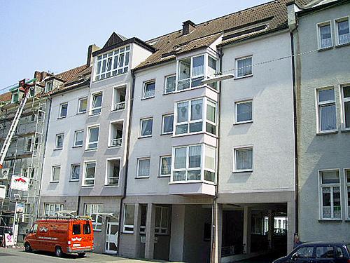 2-Zimmer-Wohnung mit Wintergarten in Hagen zu vermieten