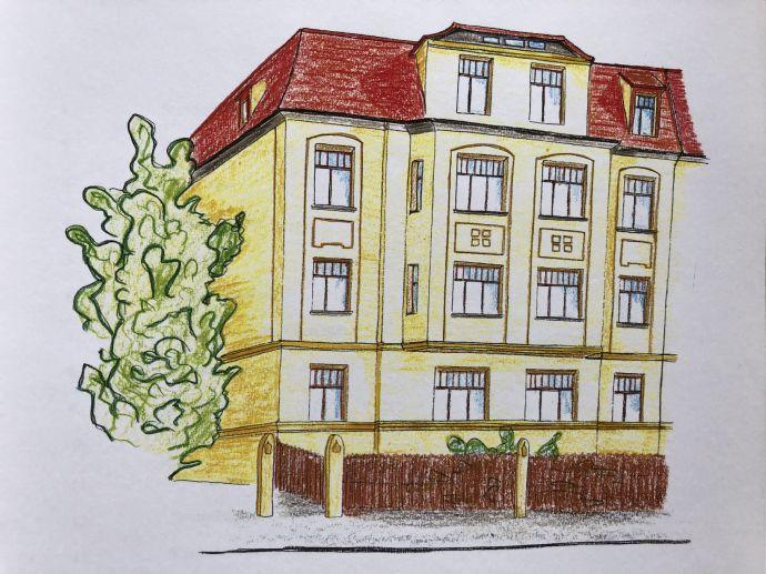3-Zimmer-Wohnung mit Tageslicht-Wannenbad und Balkon