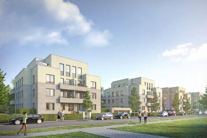 Traumhaftes Penthouse mit eigener Dachterrasse in grüner Stadtlage