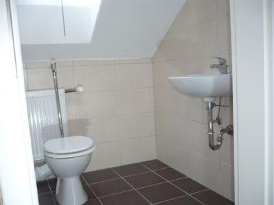 Ein weiteres Gäste-WC im DG