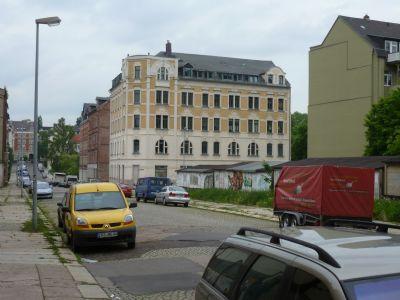 Bild 20 - Blick w. Bild 16 von Turnstr. Nordseite