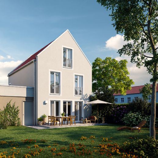 Stadthaus inkl. Garage im Zentrum von Eilenburg