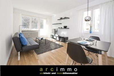 Wohlfühl-Apartment - Helles und hochwertig eingerichtetes 1-Zimmer-Apartment - S-West -
