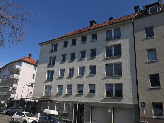 Schöne 2 Zimmerwohnung im Stadtzentrum sucht netten Mieter