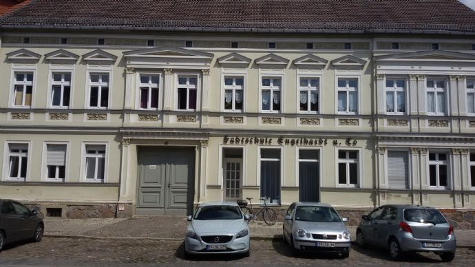 2-Zi.-Wohnung mit EBK in Jüterbog