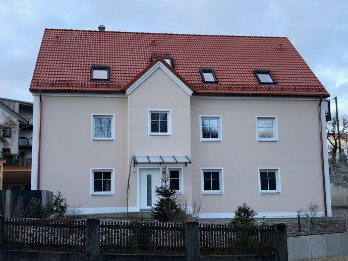 Erstbezug ! 5-Zimmer-Wohnung mit zwei Balkonen in Tünzhausen bei Allershausen!