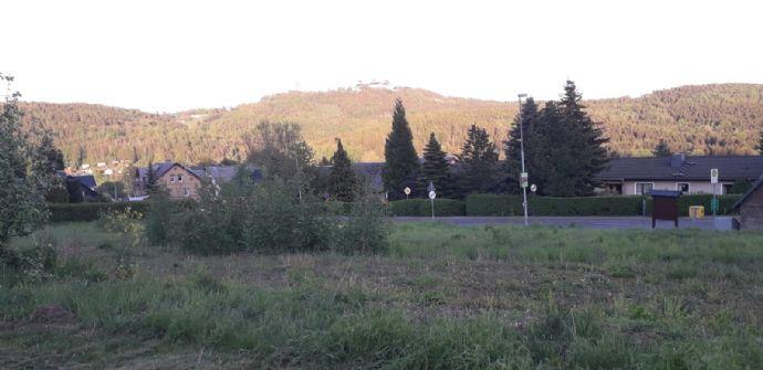 Wohnidylle mit freiem Blick auf die Augustusburg