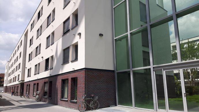 Studentenapartment mit Terrasse - möbliert - Nähe Fußgängerzone / Arcaden - sehr ruhig