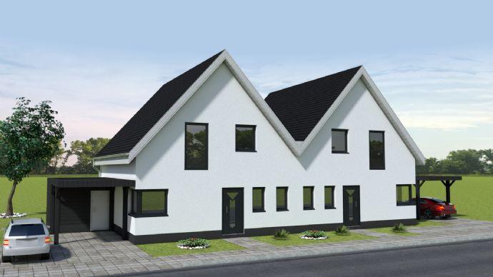 KFW 40 - Schlüsselfertige Neubau-Doppelhaushälfte