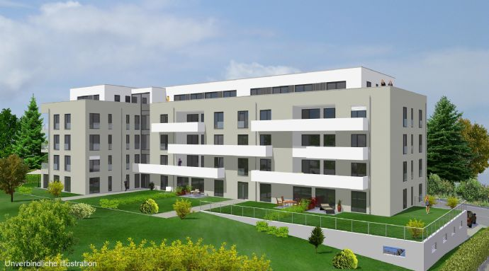 3,5 Zimmer Erdgeschosswohnung - Neubau am Kuhberg