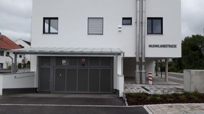 Bad Aibling Garage, Bad Aibling Stellplatz