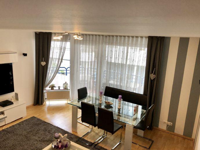 SCHÖNE 3-ZI-ETW Balkon inkl. Küche