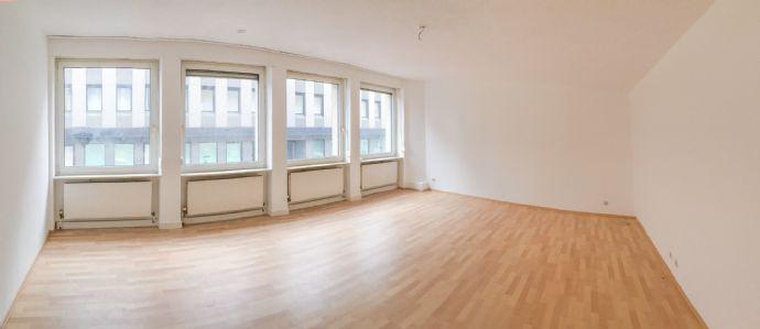 City Lage - WG taugliche 4 Zimmer Wohnung