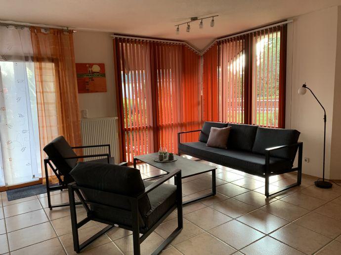 Haus voll möbliert mit Terrasse
