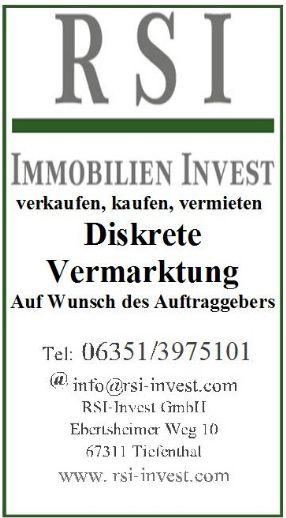RSI Invest bietet an: Top Anlageobjekt: Wohn- und Geschäftshaus