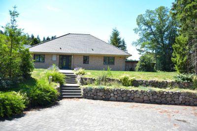 Neubau-Bungalow mit unverbautem Blick ins Naturschutzgebiet zu verkaufen!